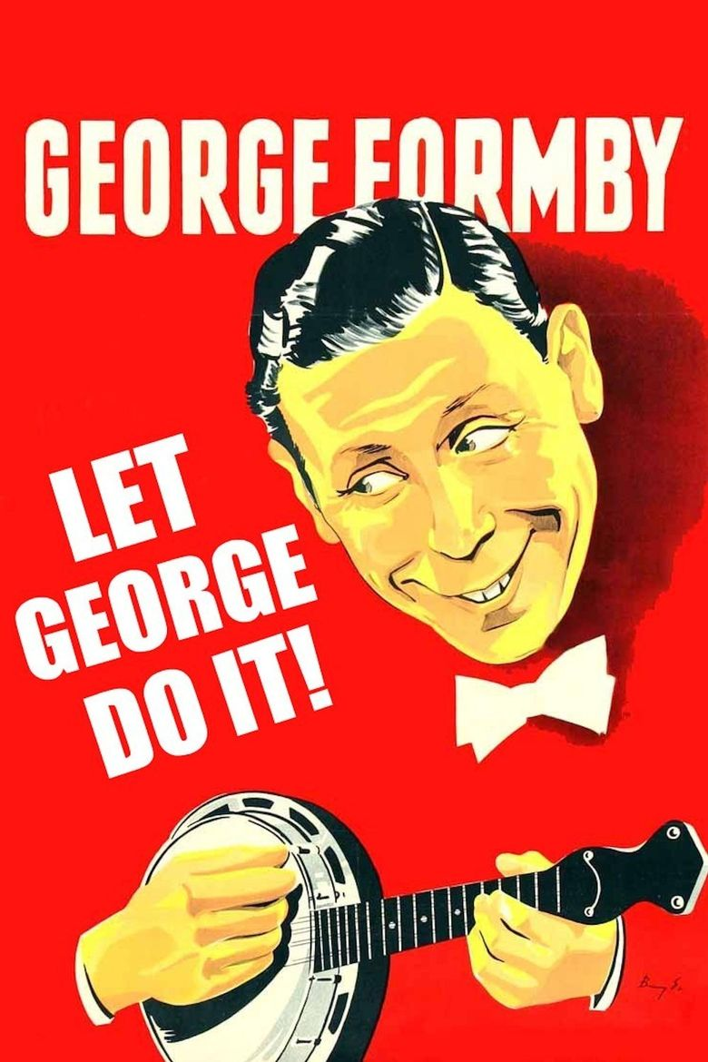 Let George Do It! Poster
