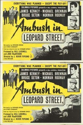 Ambush in Leopard Street Poster