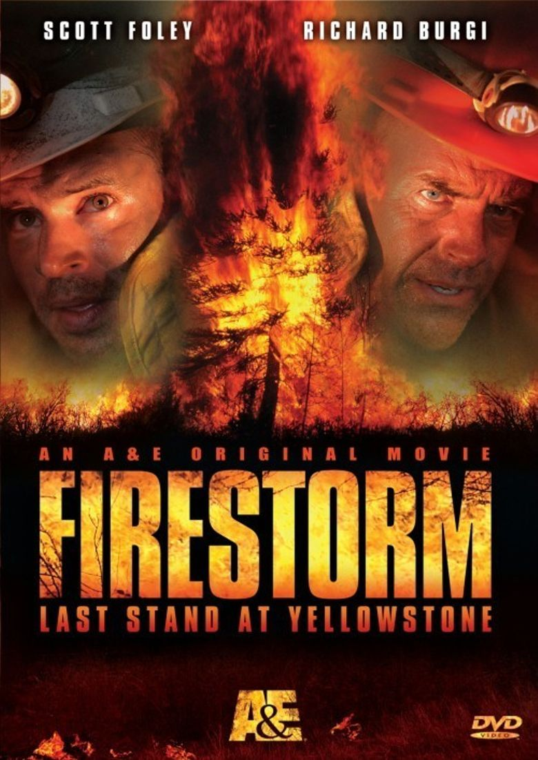 Firestorm: Last Stand at Yellowstone Poster