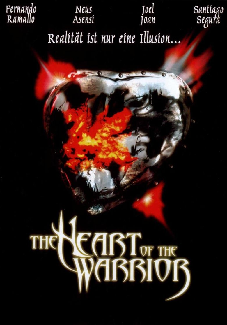 Heart of the Warrior Poster