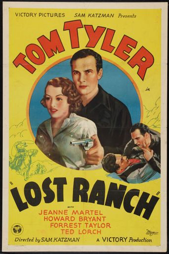 Lost Ranch Poster