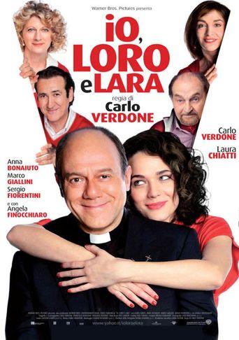 Me, Them And Lara Poster