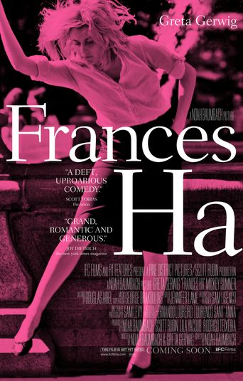 Watch Frances Ha