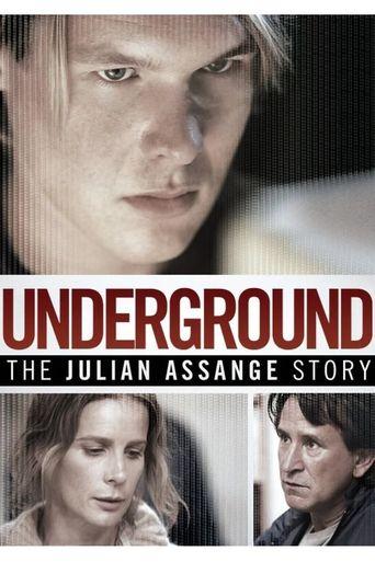 Underground: The Julian Assange Story Poster