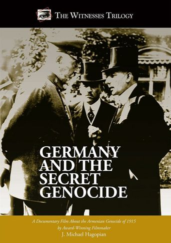 Germany and the Secret Genocide Poster