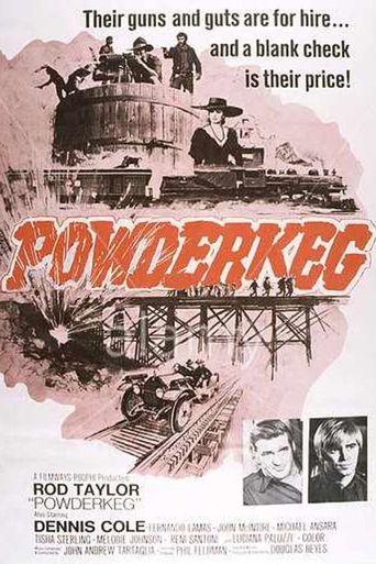 Powderkeg Poster