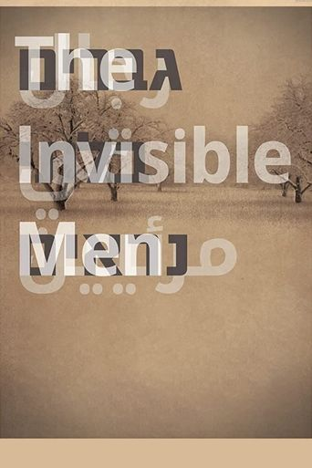 The Invisible Men Poster