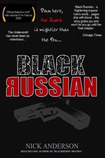 Black Russian Poster