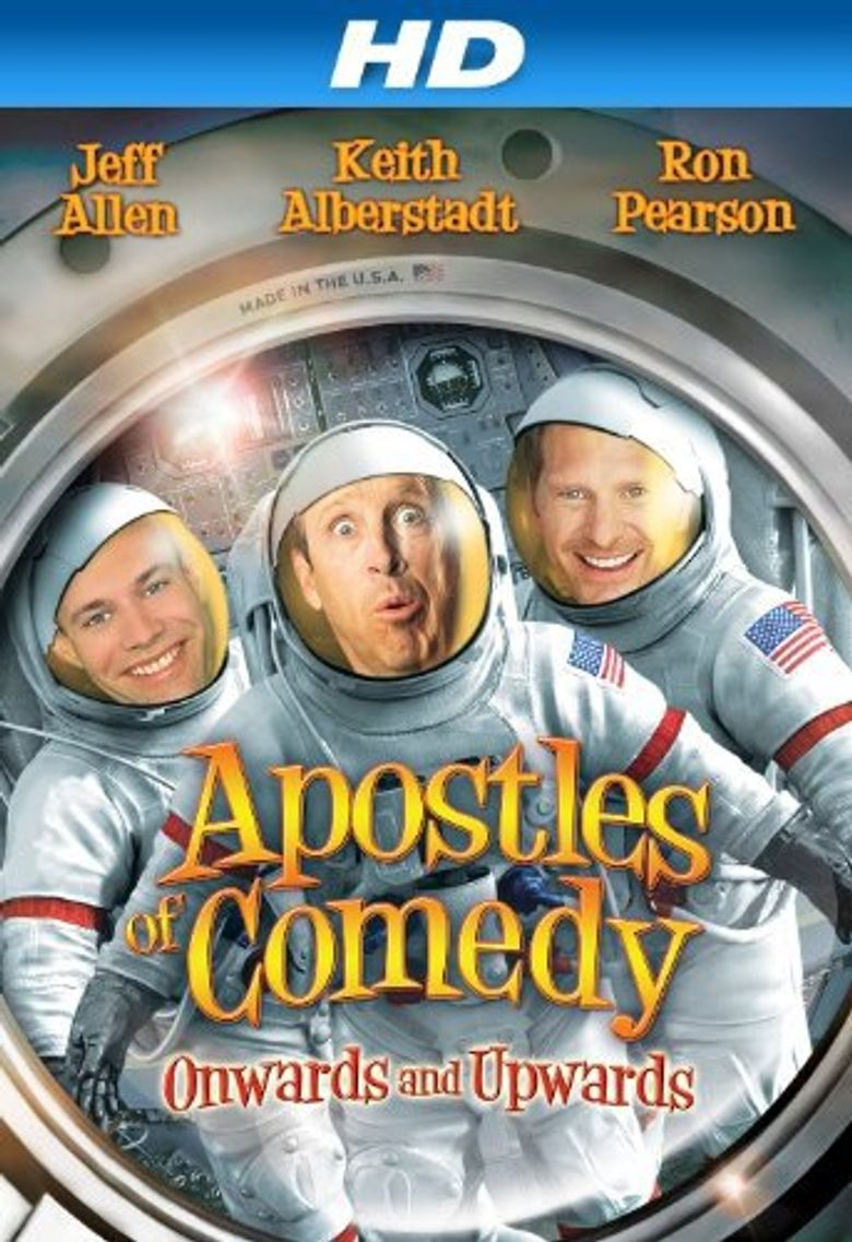 Apostles of Comedy: Onwards and Upwards Poster