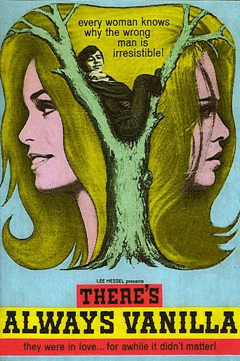 There's Always Vanilla Poster