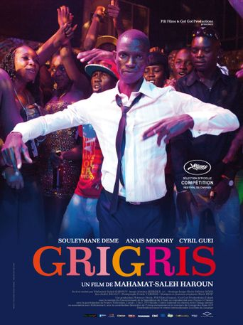 Grigris Poster