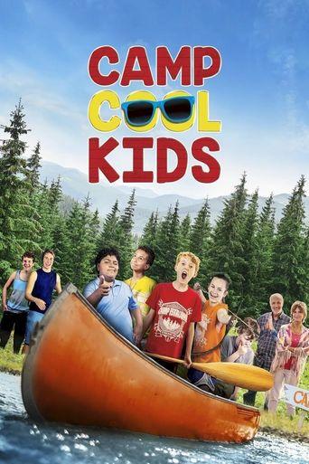 Camp Cool Kids Poster