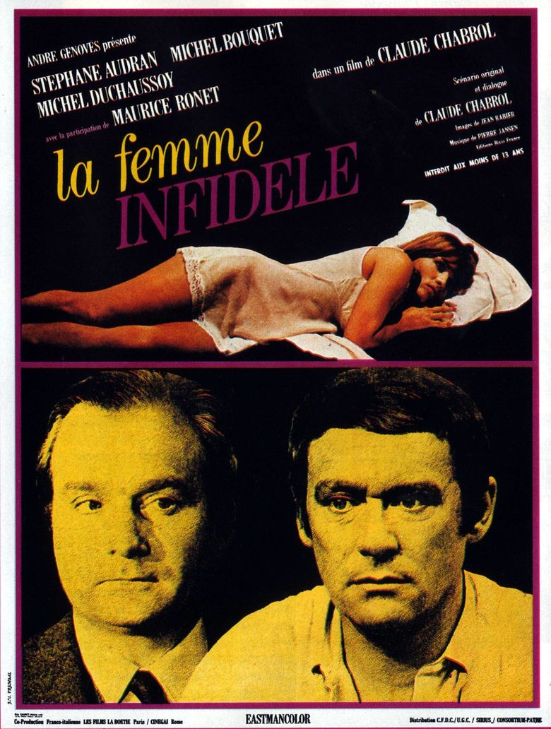 The Unfaithful Wife Poster