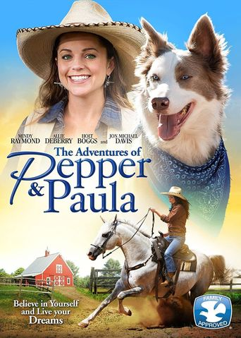 Adventures of Pepper and Paula Poster