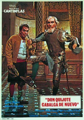 Don Quijote cabalga de nuevo Poster