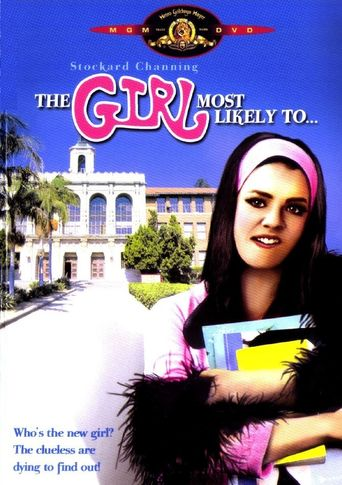 The Girl Most Likely to... Poster