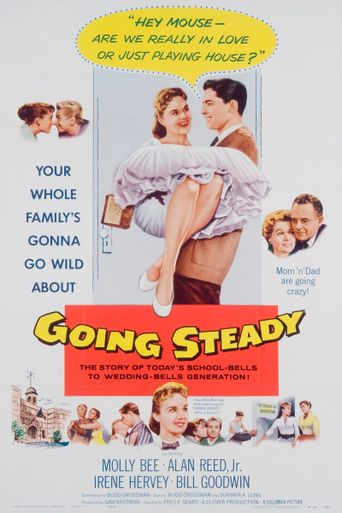 Going Steady Poster