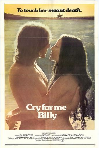 Cry for Me, Billy Poster