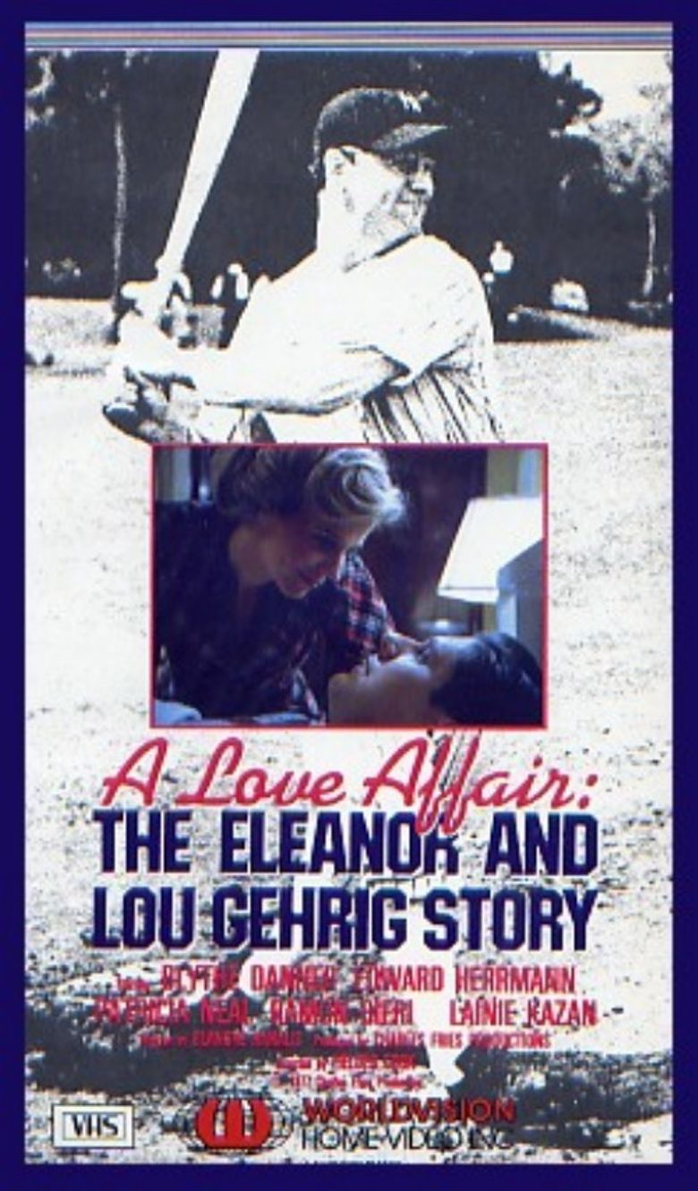 A Love Affair: The Eleanor and Lou Gehrig Story Poster