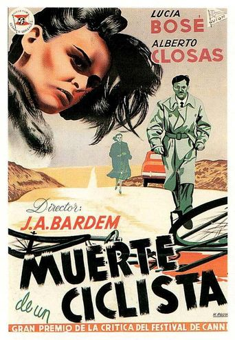 Death of a Cyclist Poster