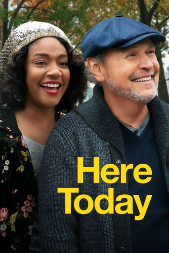 Here Today Poster