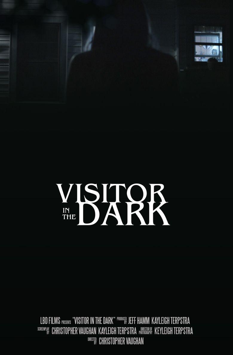 Visitor in the Dark Poster