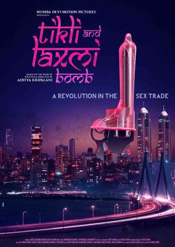 Tikli and Laxmi Bomb Poster