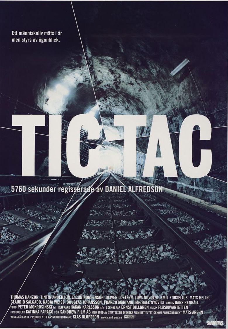 Tic Tac Poster
