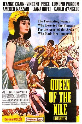 Nefertiti, Queen of the Nile Poster