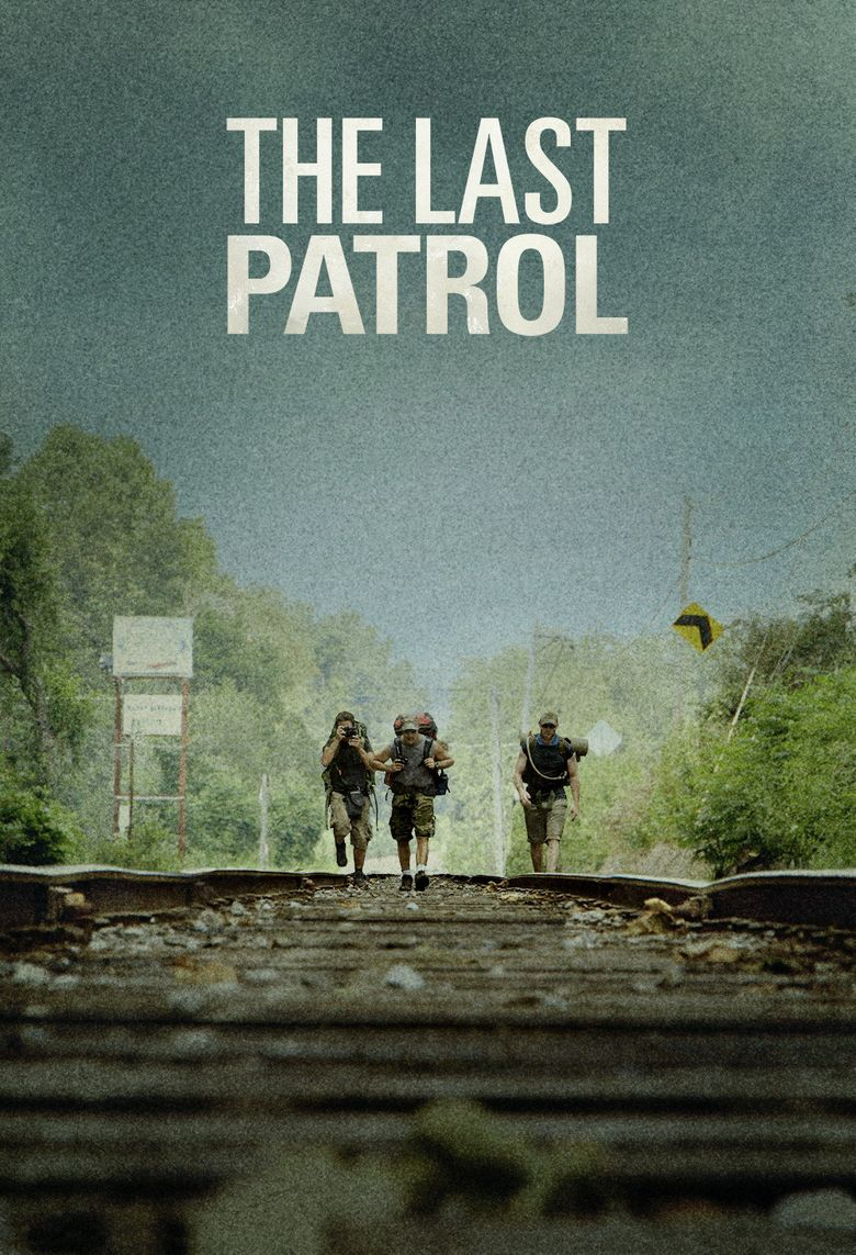 The Last Patrol Poster