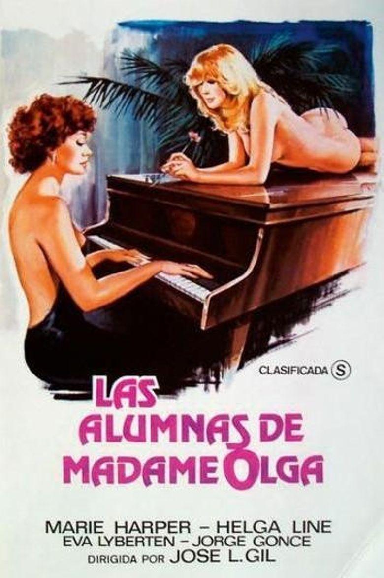 Madame Olga's Pupils Poster