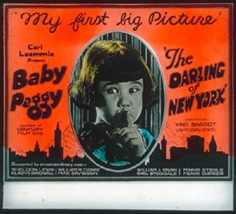 The Darling of New York Poster