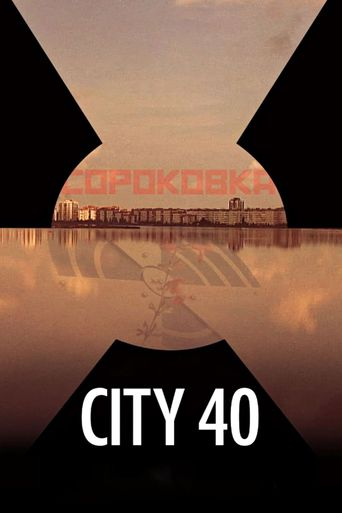 City 40 Poster
