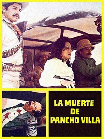 La muerte de Pancho Villa Poster