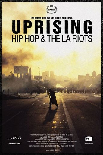 Uprising: Hip-Hop and the L.A. Riots Poster