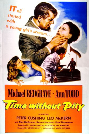 Time Without Pity Poster