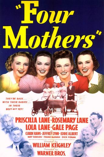 Four Mothers Poster