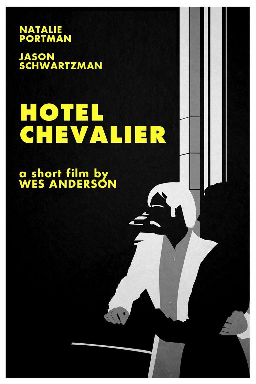 Hotel Chevalier Poster