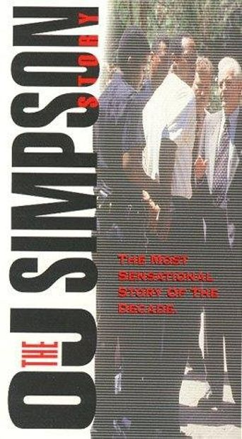 The O.J. Simpson Story Poster