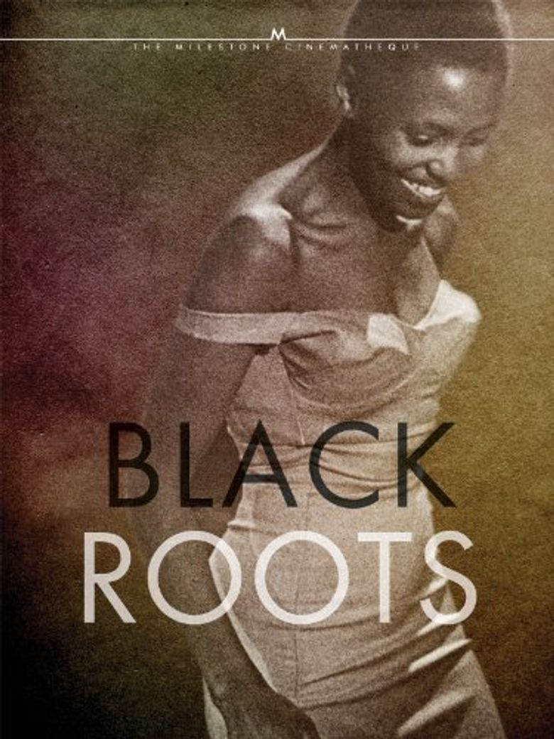 Black Roots Poster