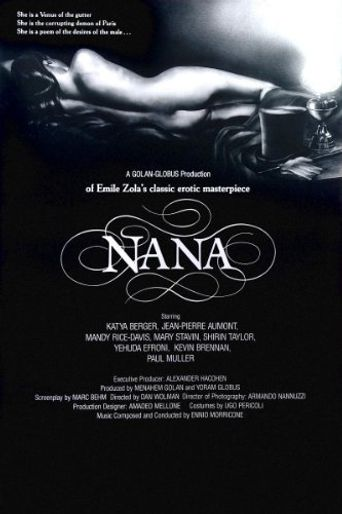 Nana, the True Key of Pleasure Poster