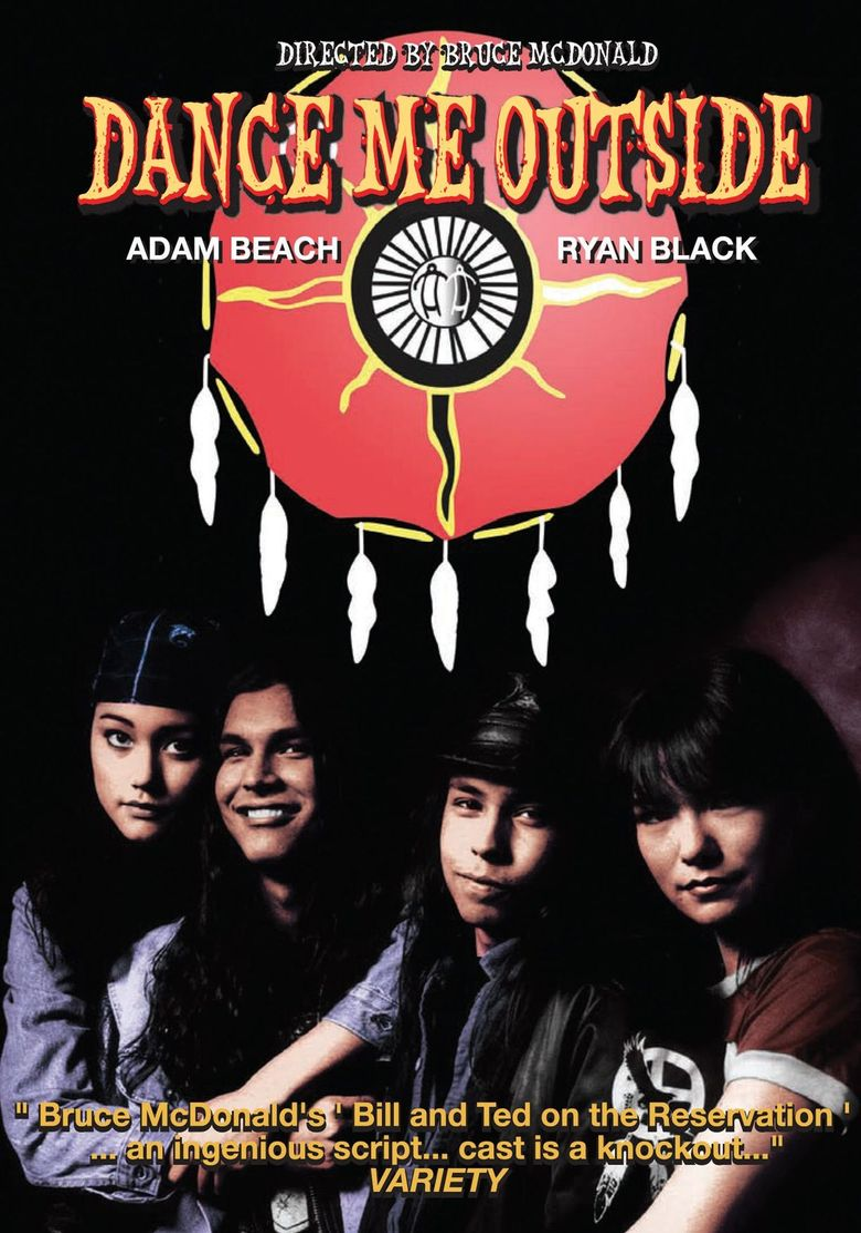 Dance Me Outside Poster