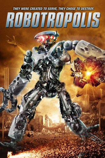 Robotropolis Poster