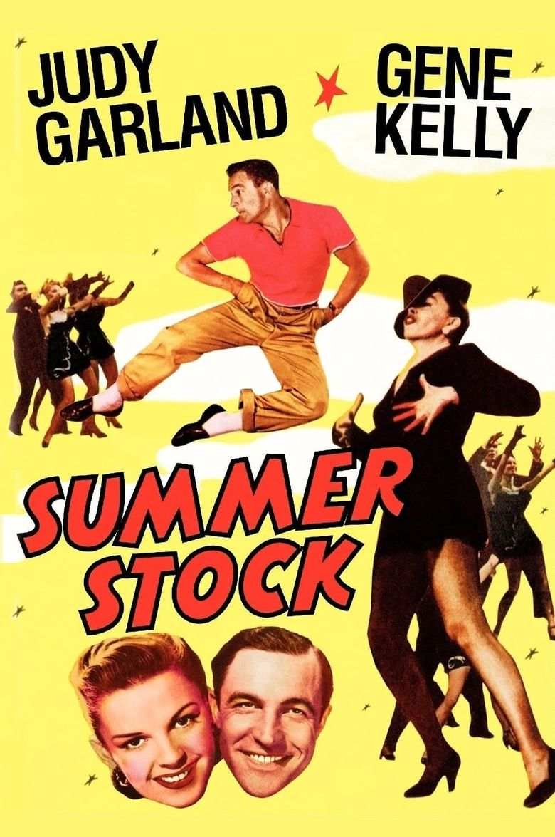 Summer Stock Poster
