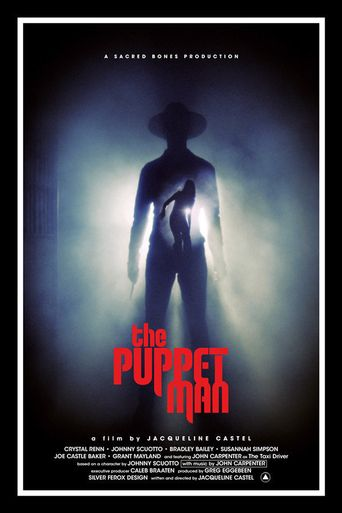 The Puppet Man Poster