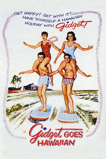Gidget Goes Hawaiian Poster