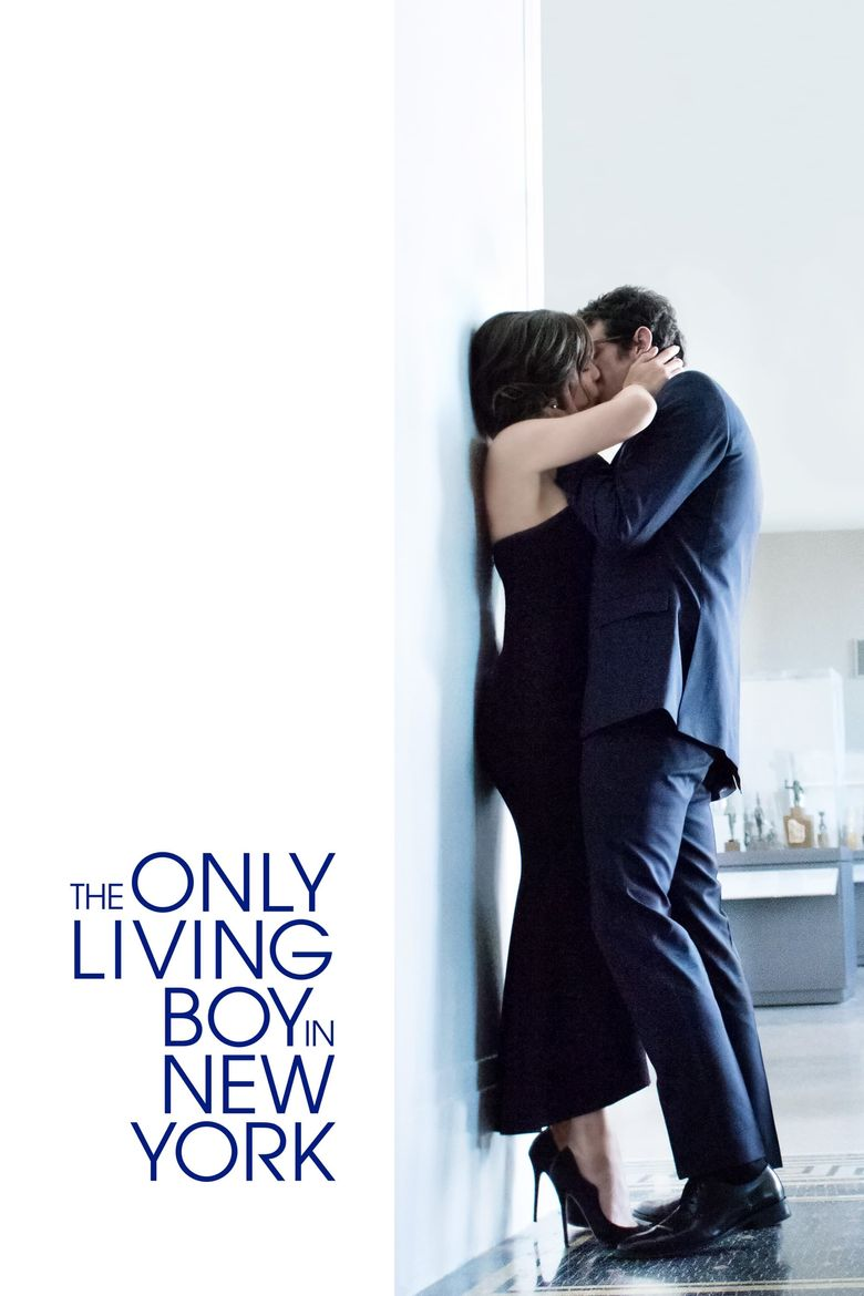 The Only Living Boy in New York Poster