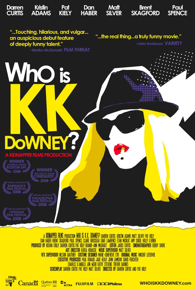 Who is KK Downey Poster