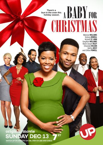 A Baby for Christmas Poster