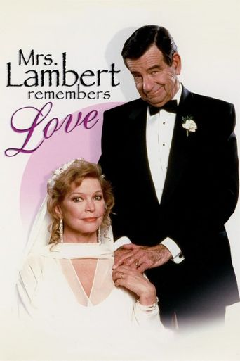 Mrs. Lambert Remembers Love Poster